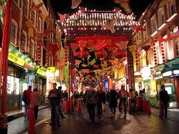 China Londres