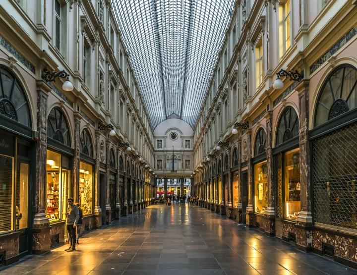 VISITE DE BRUXELLES CENTRE HISTORIQUE
