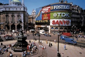 Piccadilly_Circus Londres