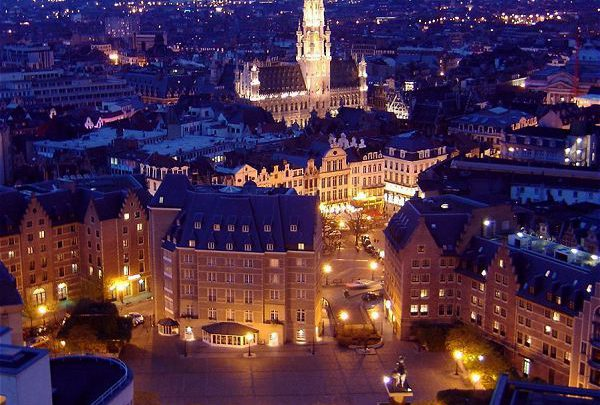 Vidéo découverte de Bruxelles