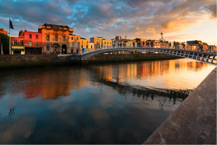 DUBLIN, L'AUTRE PAYS DE LA BIERE