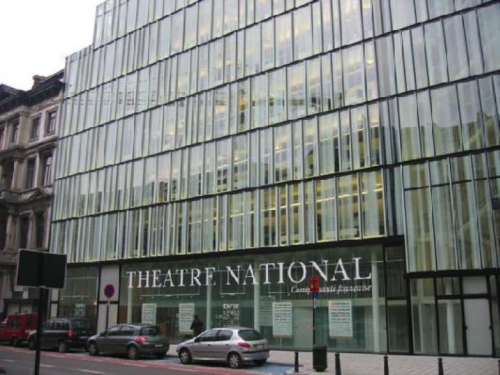 THÉÂTRE NATIONAL DE LA FÉDÉRATION BRUXELLES-WALLONIE