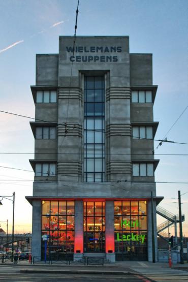LE WIELS- CENTRE DES ARTS CONTEMPORAINS