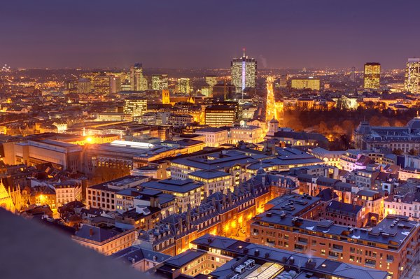 bruxelle-by-night