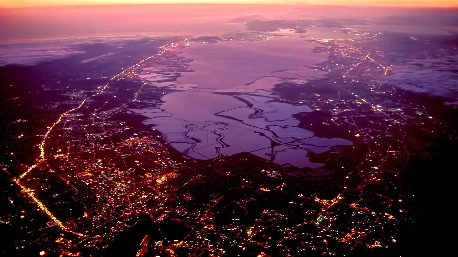 sustaining city with 1 million people, as big as San Jose, California ...