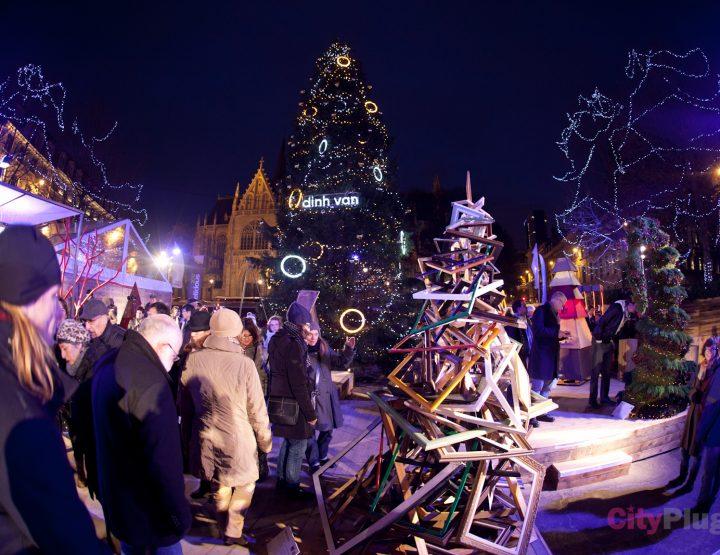 AMBIANCE FESTIVE AUX NOCTURNES DU SABLON