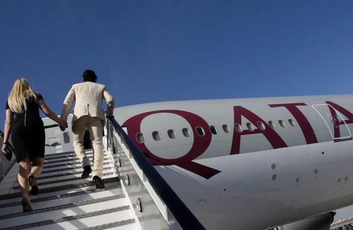 Classe Affaires de Qatar Airways