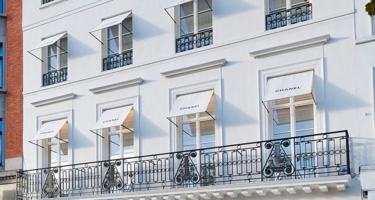 Chanel inaugure sa nouvelle boutique à Bruxelles