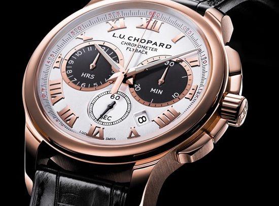 Chopard une référence en horlogerie