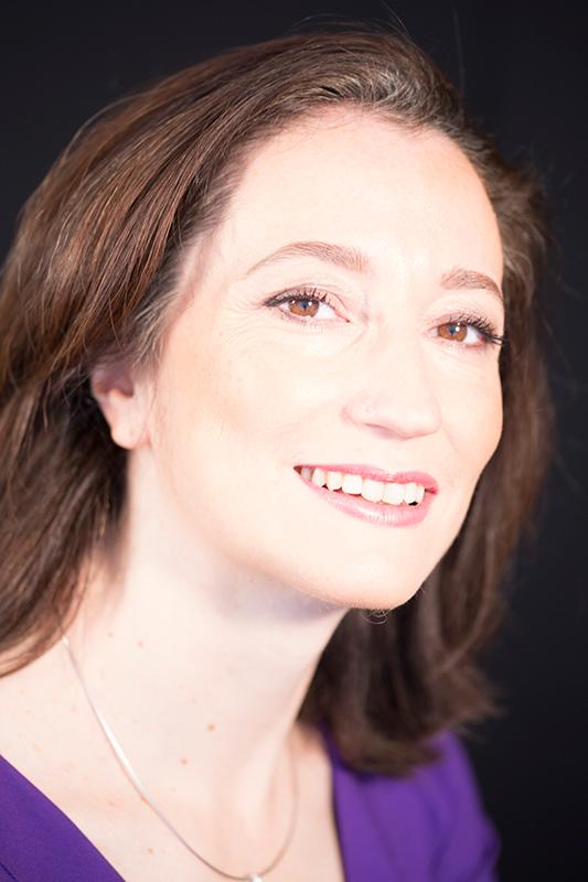 Nathalie Errard, pilote le bureau d'Airbus à Bruxelles