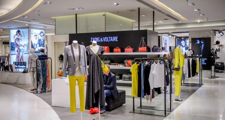 Marianne en parle: la boutique Zadig&Voltaire
