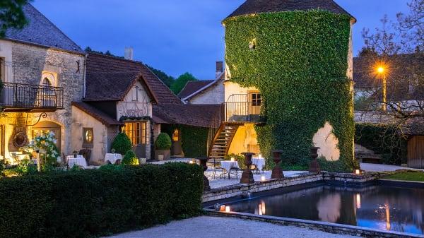 Le Château de Courban & SPA Luxe