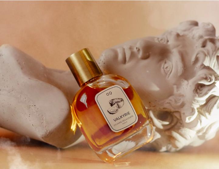 « Sylvaine Delacourte », les parfums qui font sourire