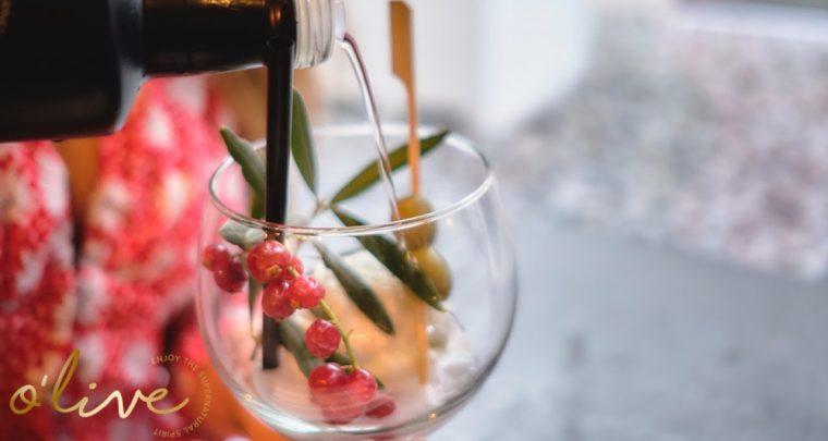 O'live Gin, une signature belge qui réjouit à chaque occasion